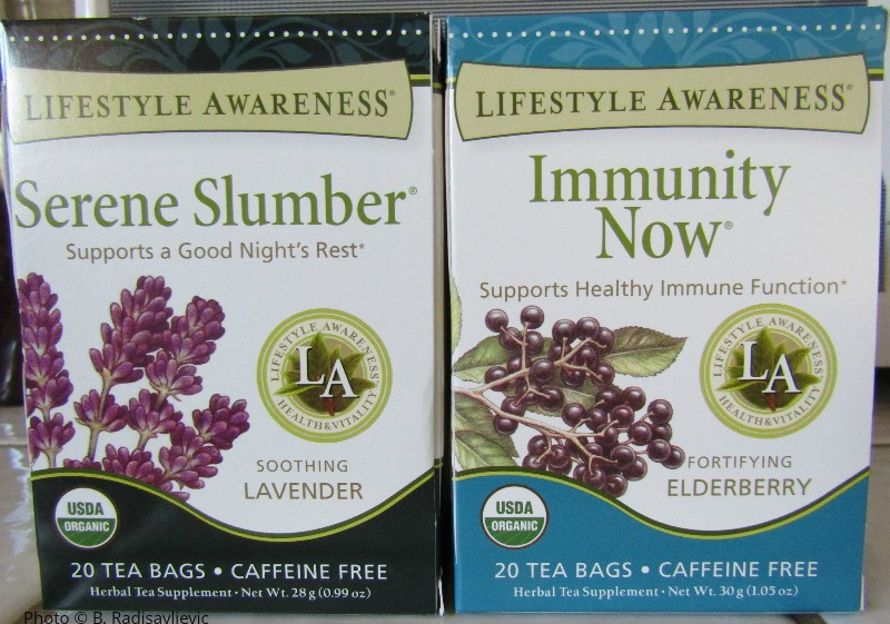 Review of Lifestyle Awareness Teas