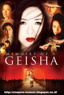 Sinopsis Buku Memoirs Of A Geisha, Sinopsis Film Memoirs Of A Geisha