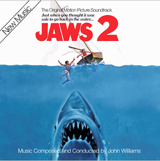 jaws 2 soundtrack cd