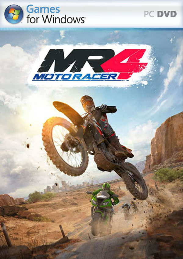 Moto Racer 4 PC Cover