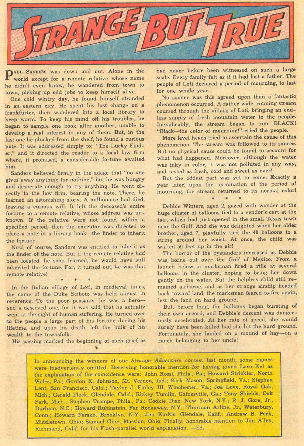 Strange Adventures (1950) issue 176 - Page 24