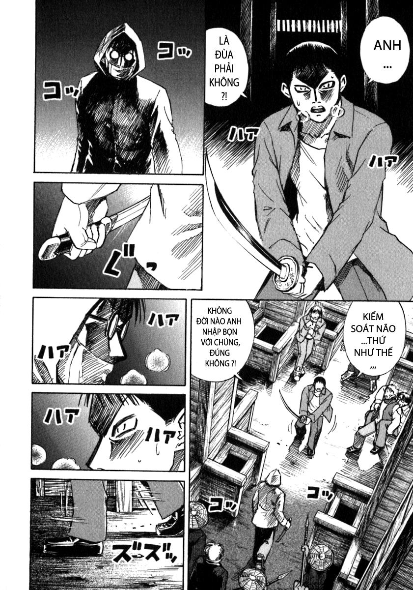 Higanjima chapter 34 trang 4