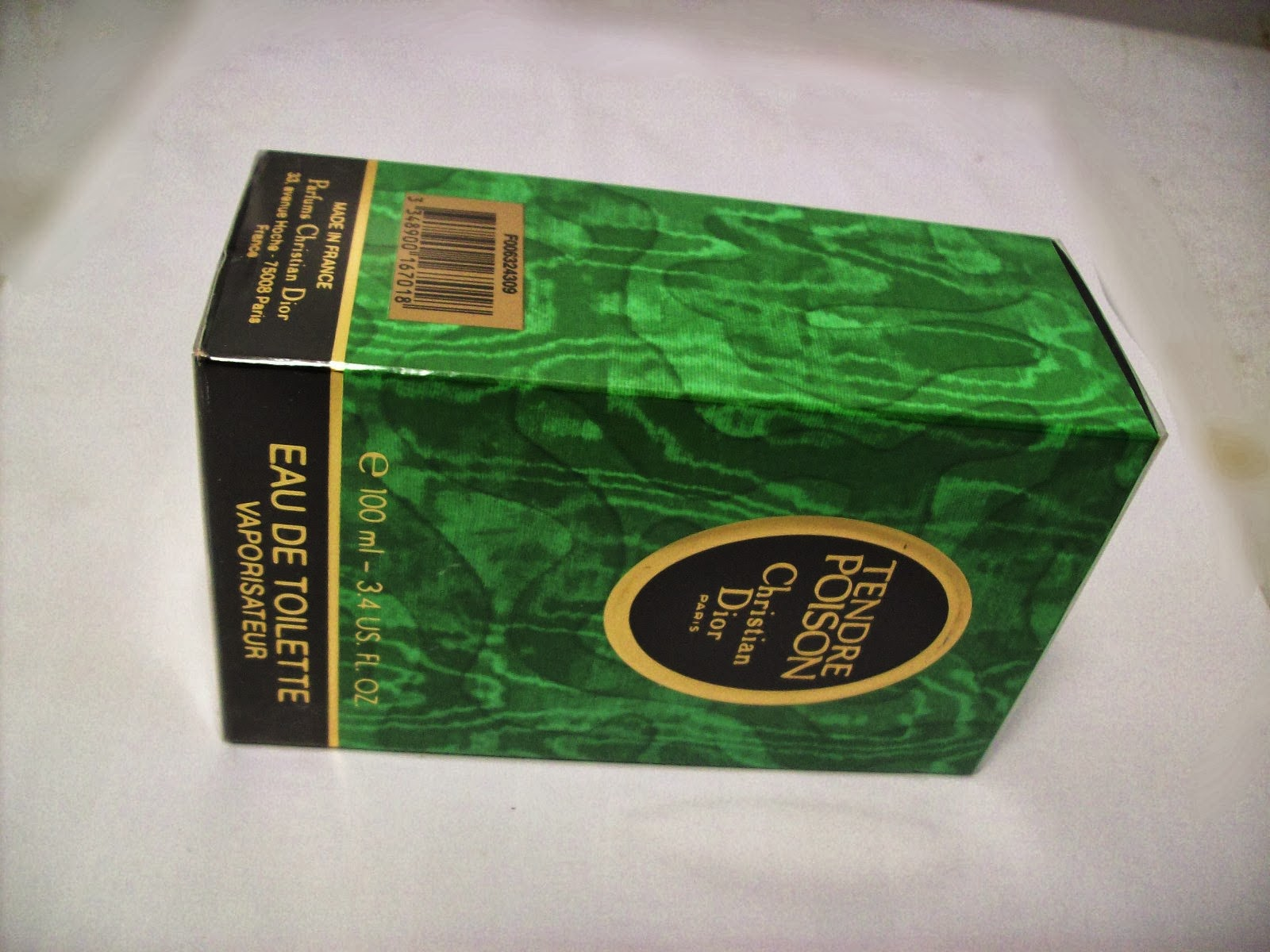 Raiders Of The Lost Scent How To Recognize Christian Dior Perfumes