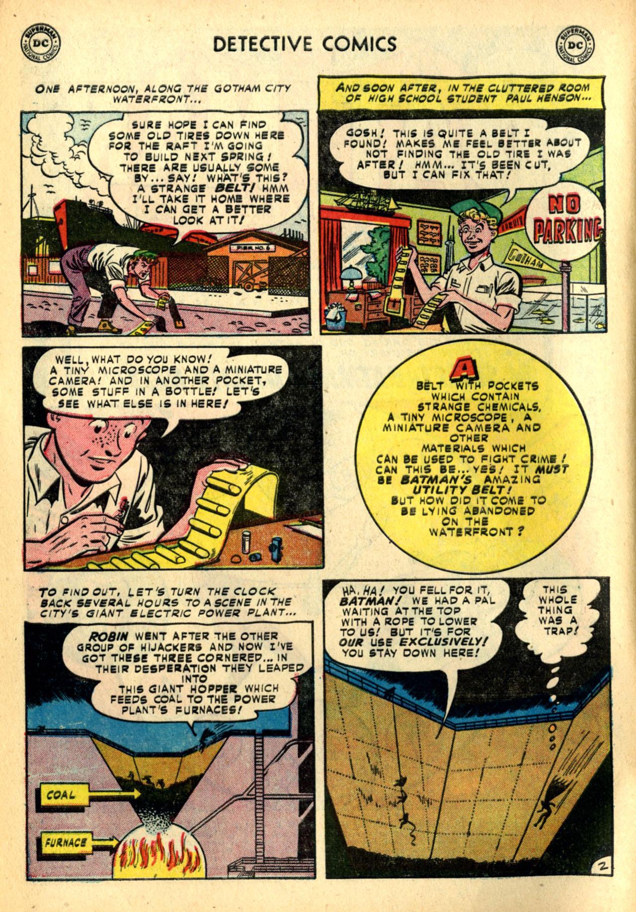 Detective Comics (1937) 185 Page 3