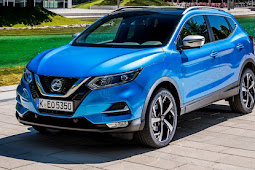 Nissan Details New Qashqai before the July Launch