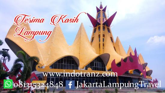IndoTranz Travel Jakarta Lampung Linggau