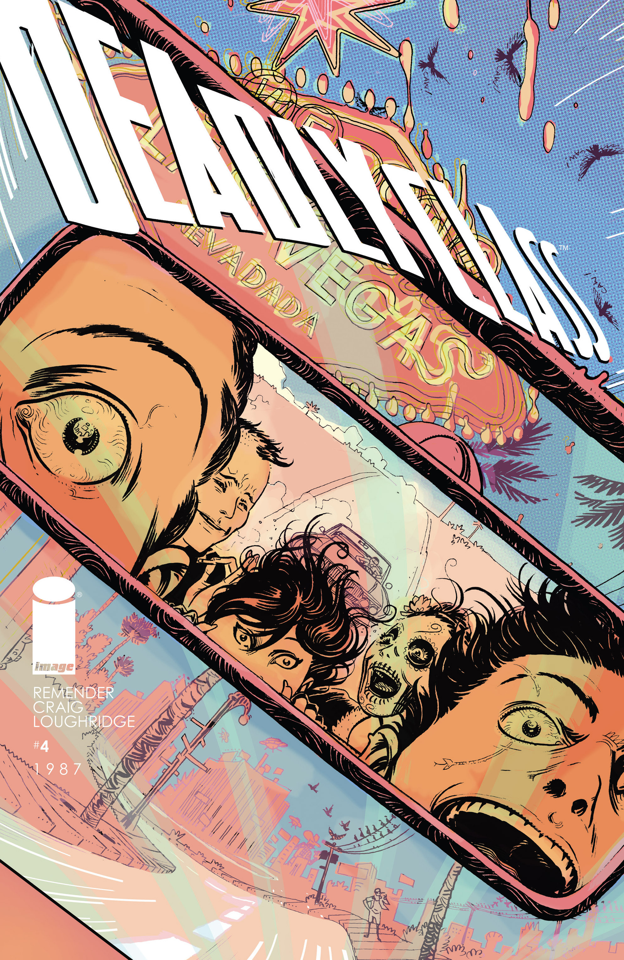 Read online Deadly Class comic -  Issue #4 - 1