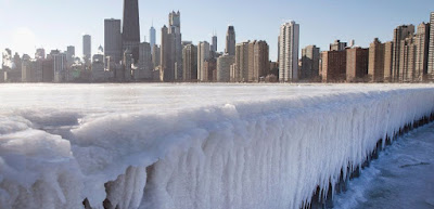 What happens to the weather in the USA and why it got so cold