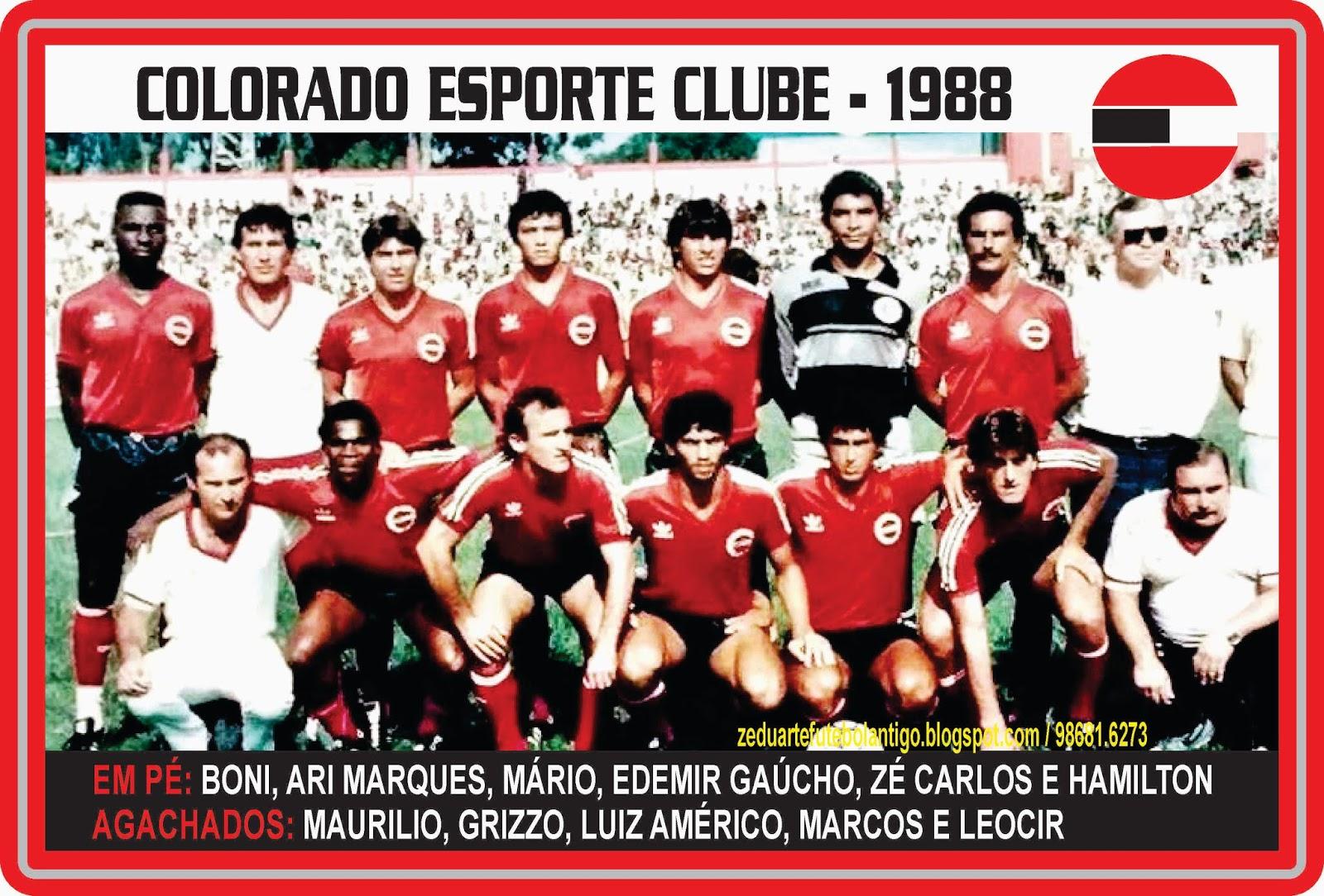 Colorado Esporte Clube - PR