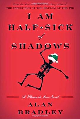 I Am Half-Sick of Shadows by Alan Bradley – book cover