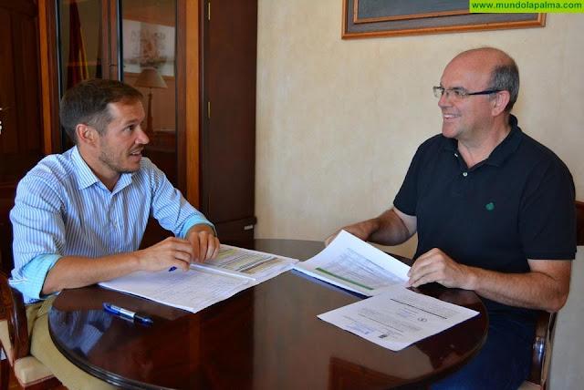 El Cabildo configura un nuevo Plan de Cooperación Municipal para invertir 11 millones de euros en cuatro años