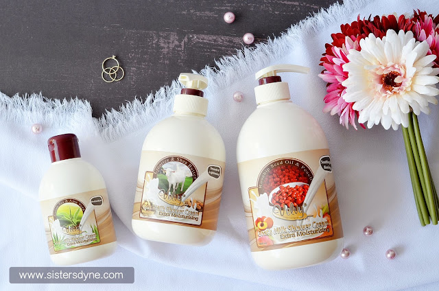 Velvy Cosmetics Goat's Milk