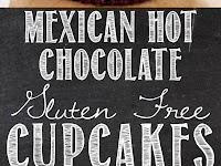 MEXICAN HOT CHOCOLATE GLUTEN FREE CUPCAKES