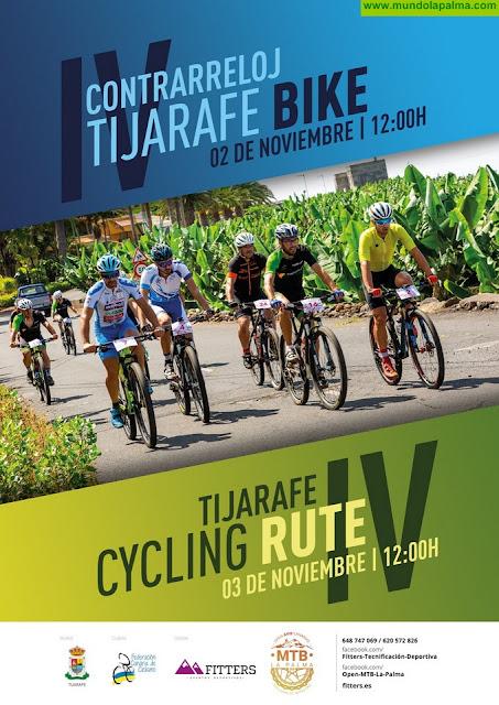 Este fin de semana se celebra la IV Tijarafe Cycling Rute 2 Stages Northwest Region