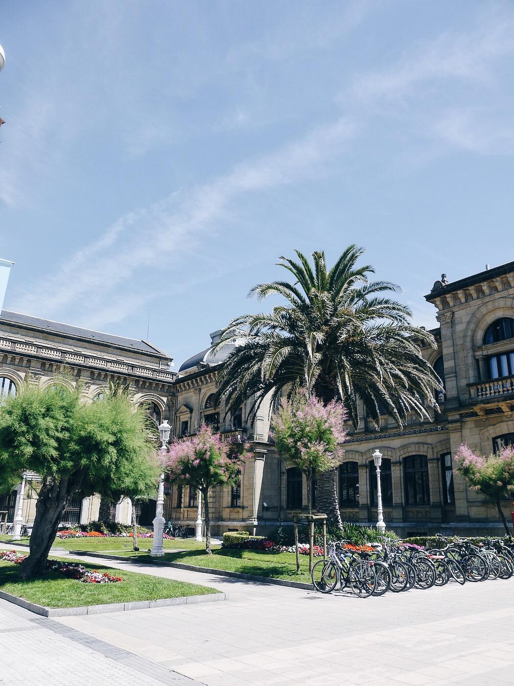 San Sebastiàn - Reisebericht