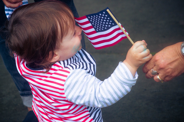 jeho_první_americká_vlajka