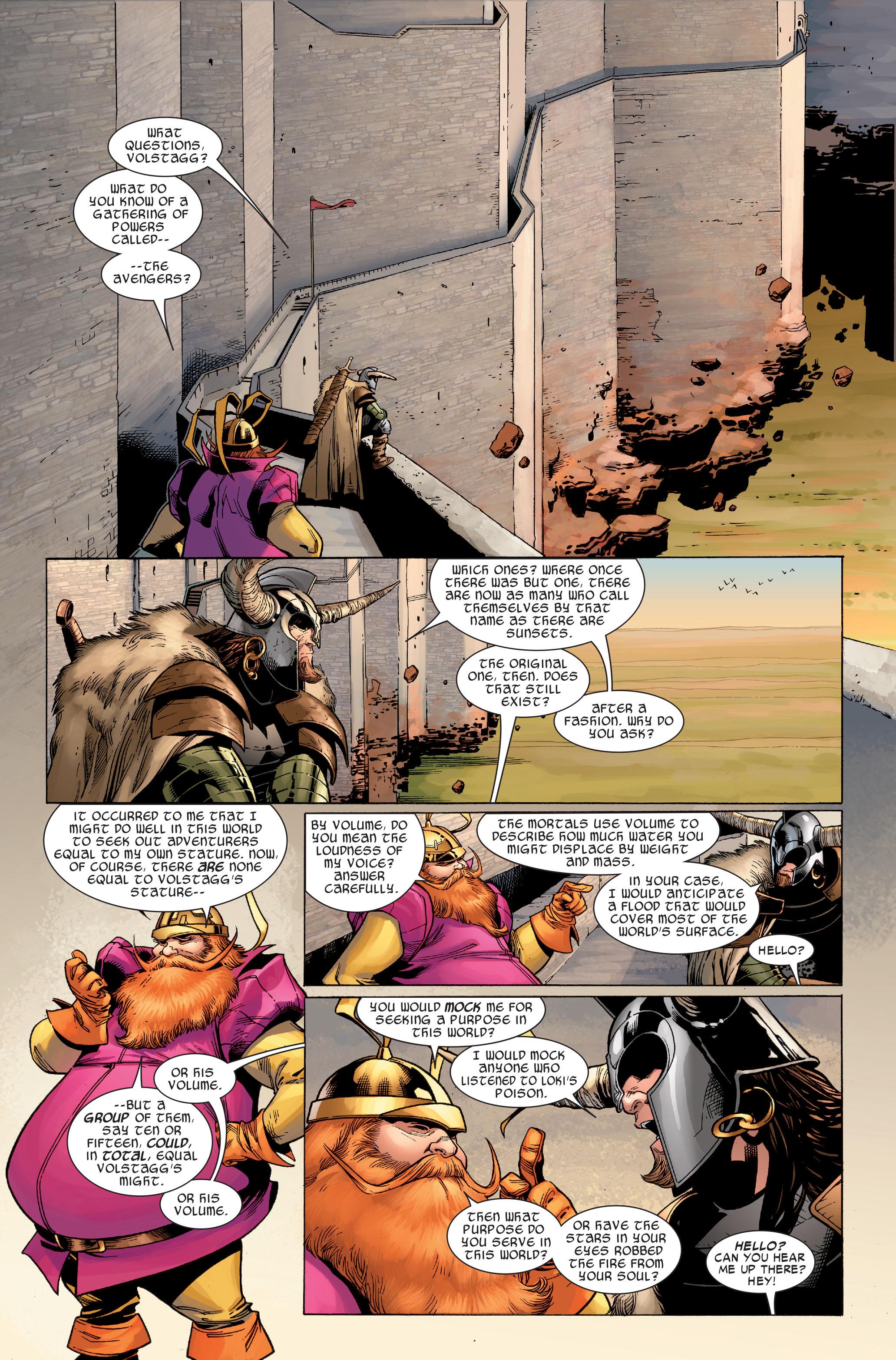 Thor (2007) Issue #9 #9 - English 9