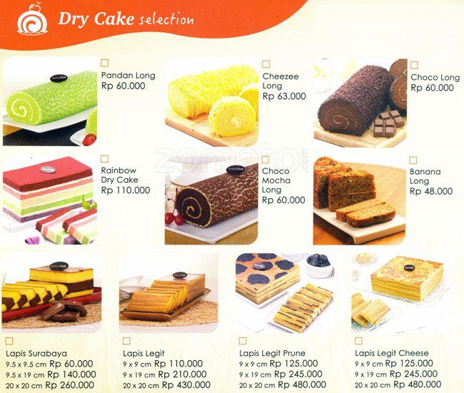 Harga Menu Kue Breadtalk Delivery Terbaru Saat Ini