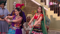 Soumya Tondon aka Bhabhiji in Beautiful Red Ghagra Choli ~  Exclusive Galleries 026.jpg