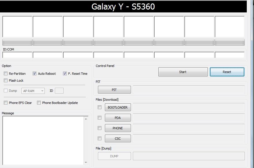 Installing Flashing Stock Rom On Samsung Galaxy Y S5360 – Desenhos