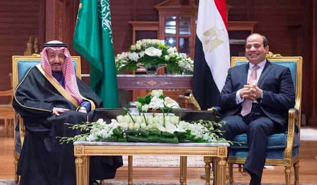 KING SALMAN ORDERS RELEASE OF EGYPTIAN PRISONERS