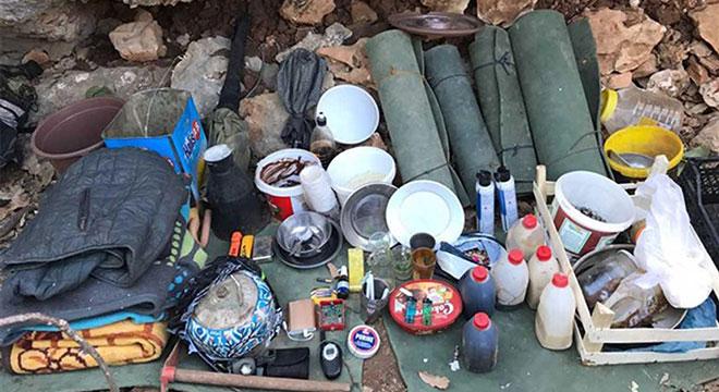 Diyarbakır'ın Hani ve Lice ilçelerinde 2 PKK'li yakalandı