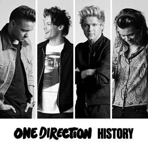 History Lyrics One Direction