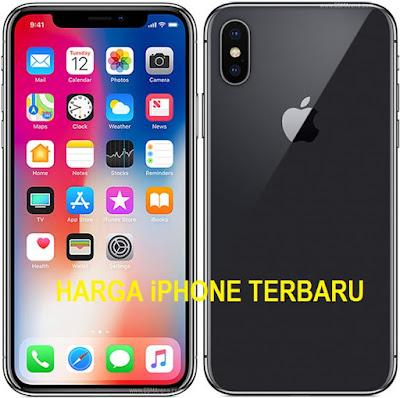 Daftar Harga iPhone Terbaru 2018 Prediksi Bakal Hadir iPhone 8, 8 Plus, iPhone X, X Plus Dan Mendukung Slot 2 SIM