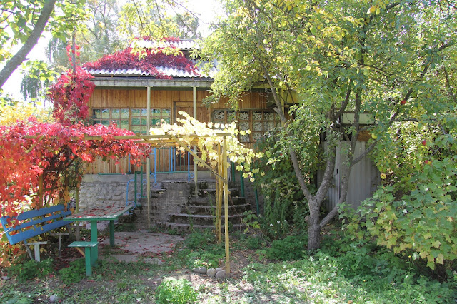 Kirghizistan, Bichkek, Kashkha-Suu, datcha, © L. Gigout, 2012
