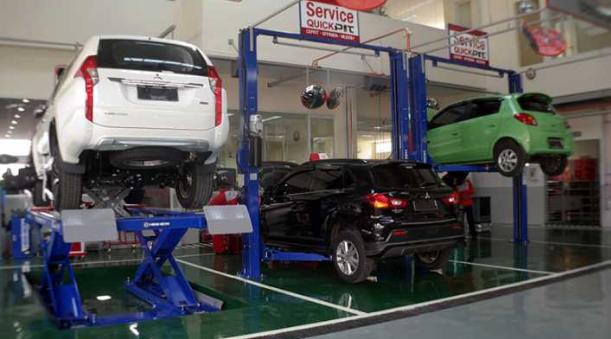 Alasan Kenapa Servis Di Bengkel Mitsubishi Memang Terbaik