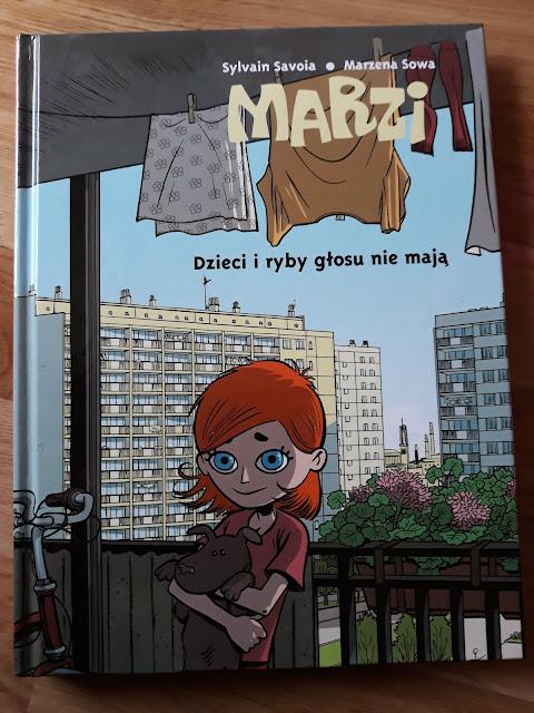 """""""Marzi: Dzieci i ryby głosu nie mają"""" recenzja"""