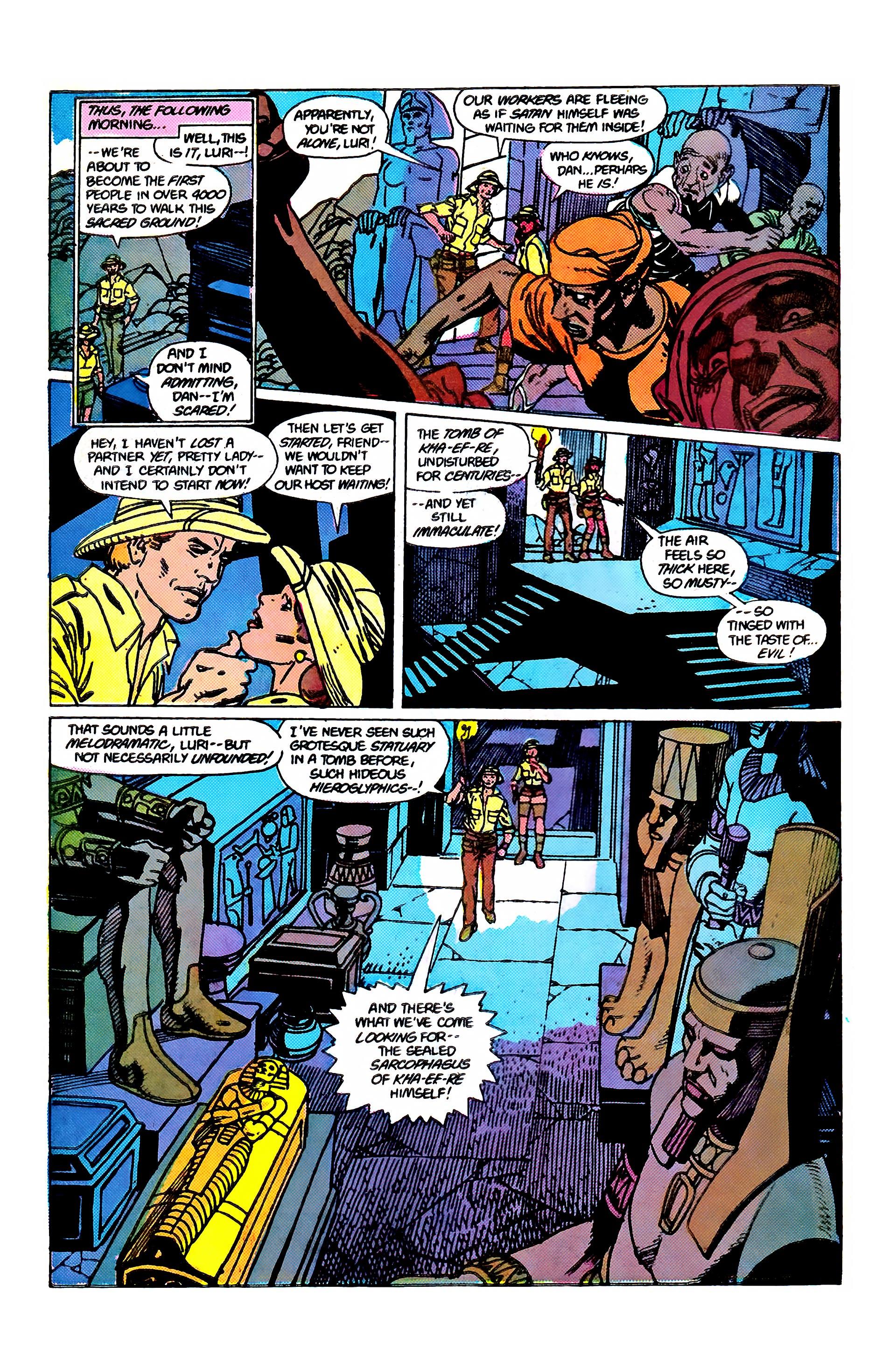 Read online Secret Origins (1986) comic -  Issue #2 - 10