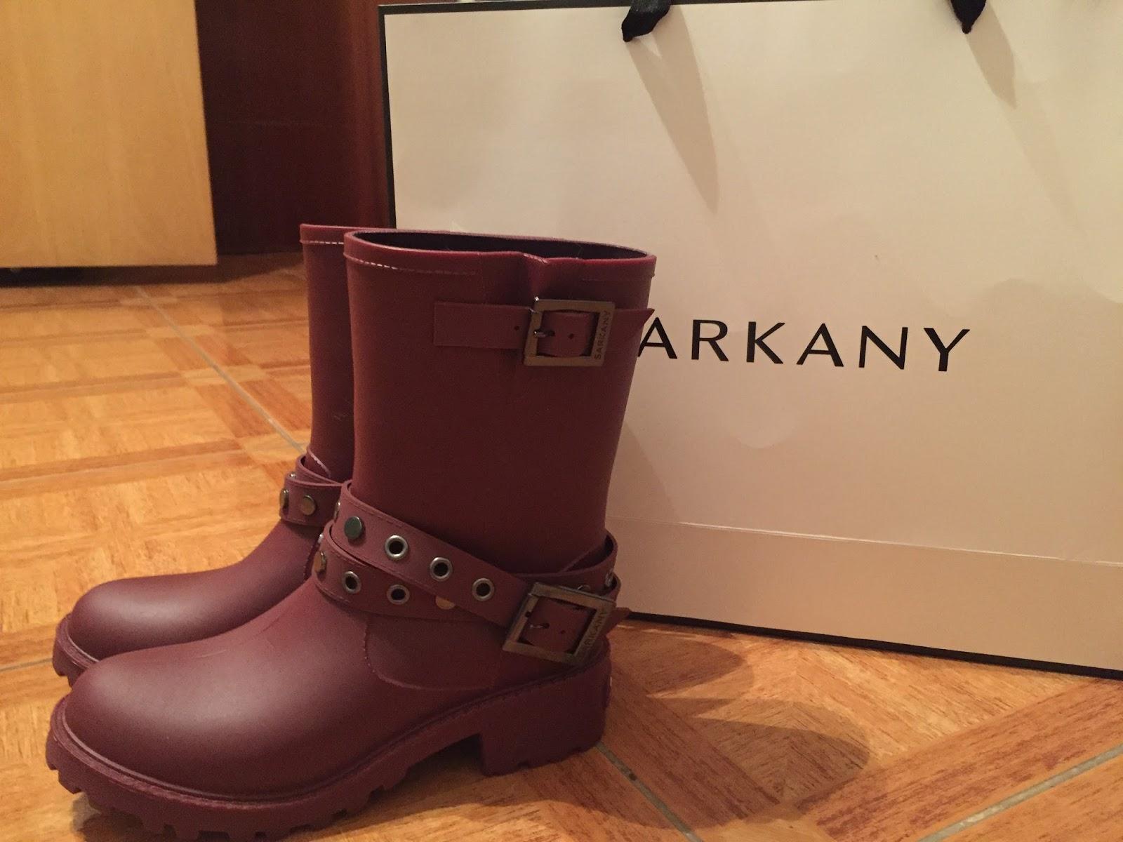 Seize de your Style: Botas de Seize Lluvia de Ricky Sarkany b04f81