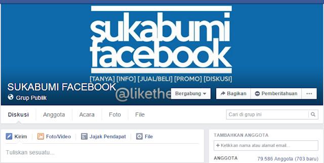 Sukabumi Facebook
