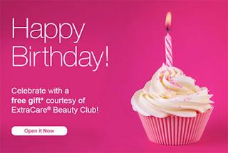 happy birthday rewards