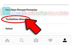 cara bikin instagram
