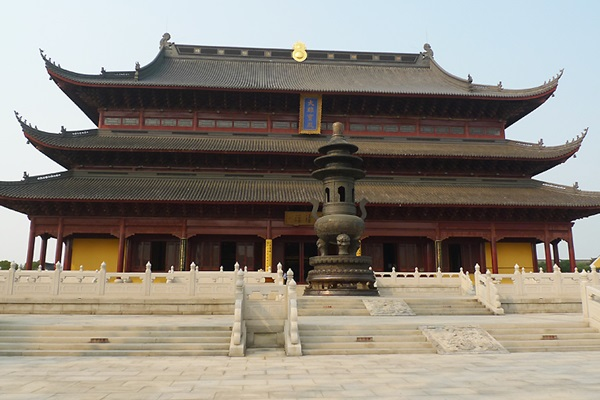 วัดฉงหยวน (Chongyuan Temple) @ China.org.cn