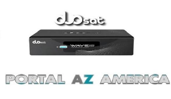 Resultado de imagem para DUOSAT WAVE HD PORTAL AZAMERICA