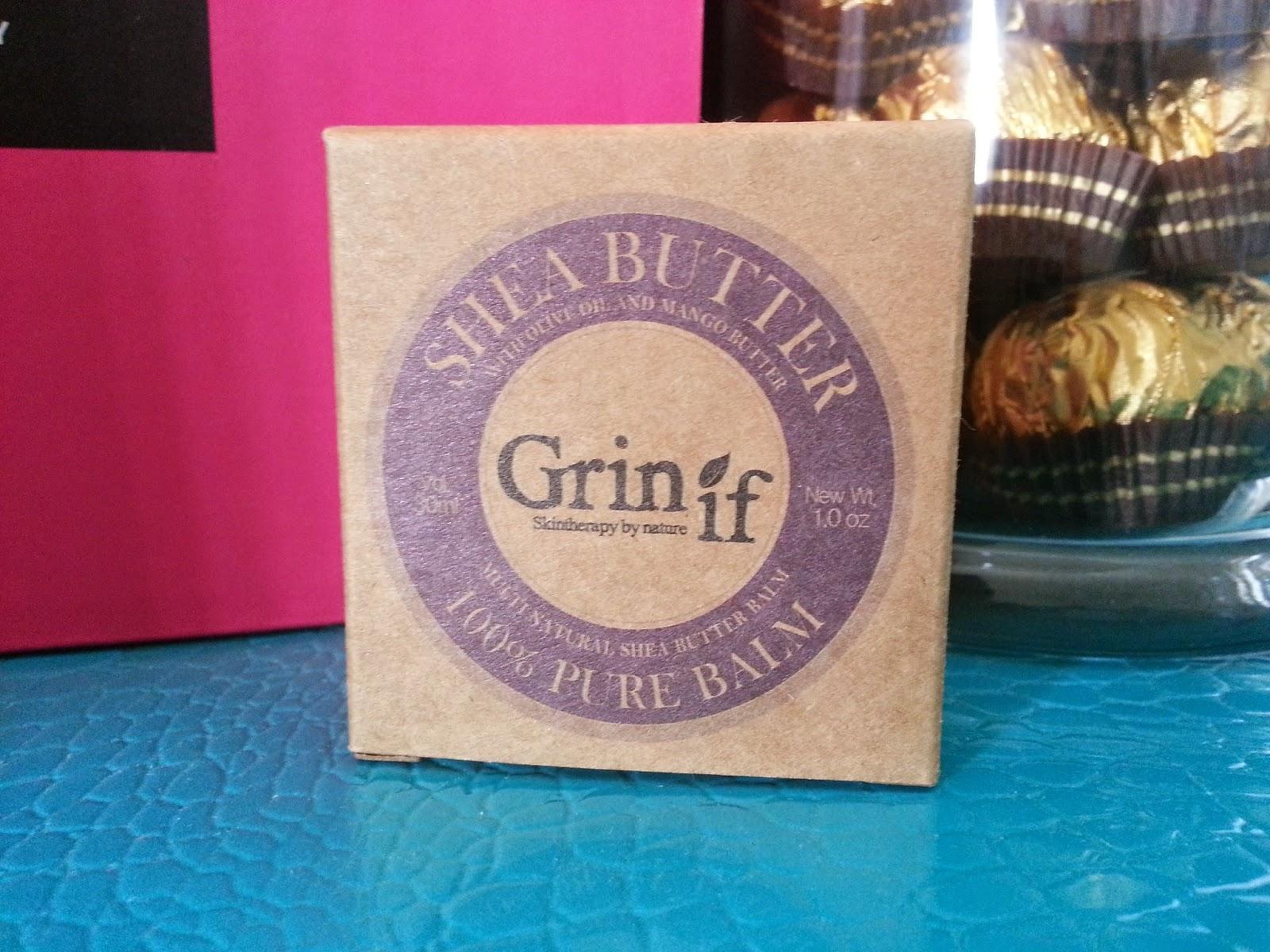 Grinif Shea Butter Multi Balm