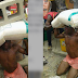 See how a shop owner punished man who stole from him ...photo