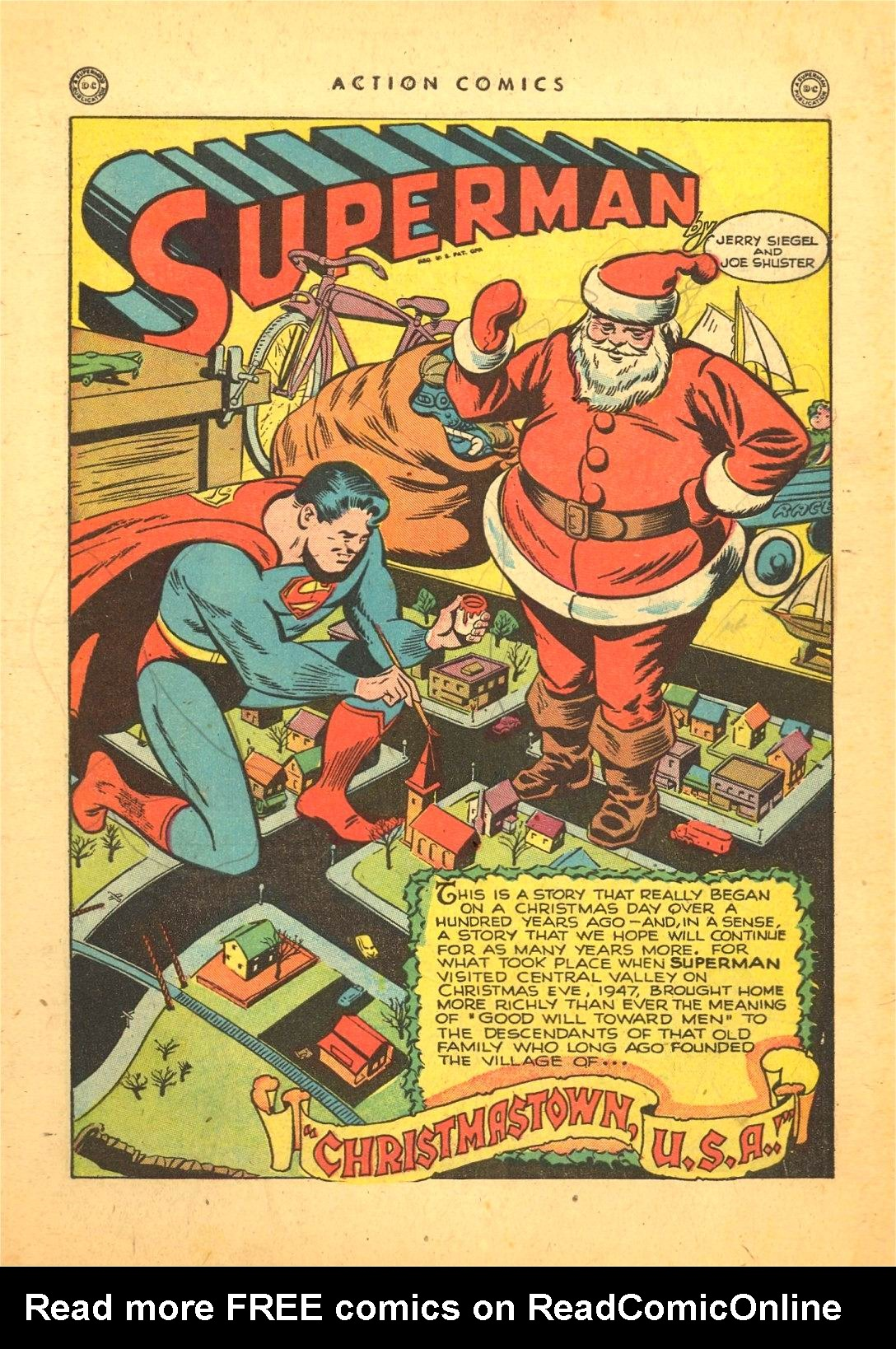 Action Comics (1938) 117 Page 1