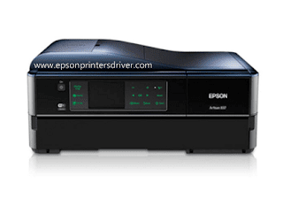 Epson Artisan 837 Driver Download