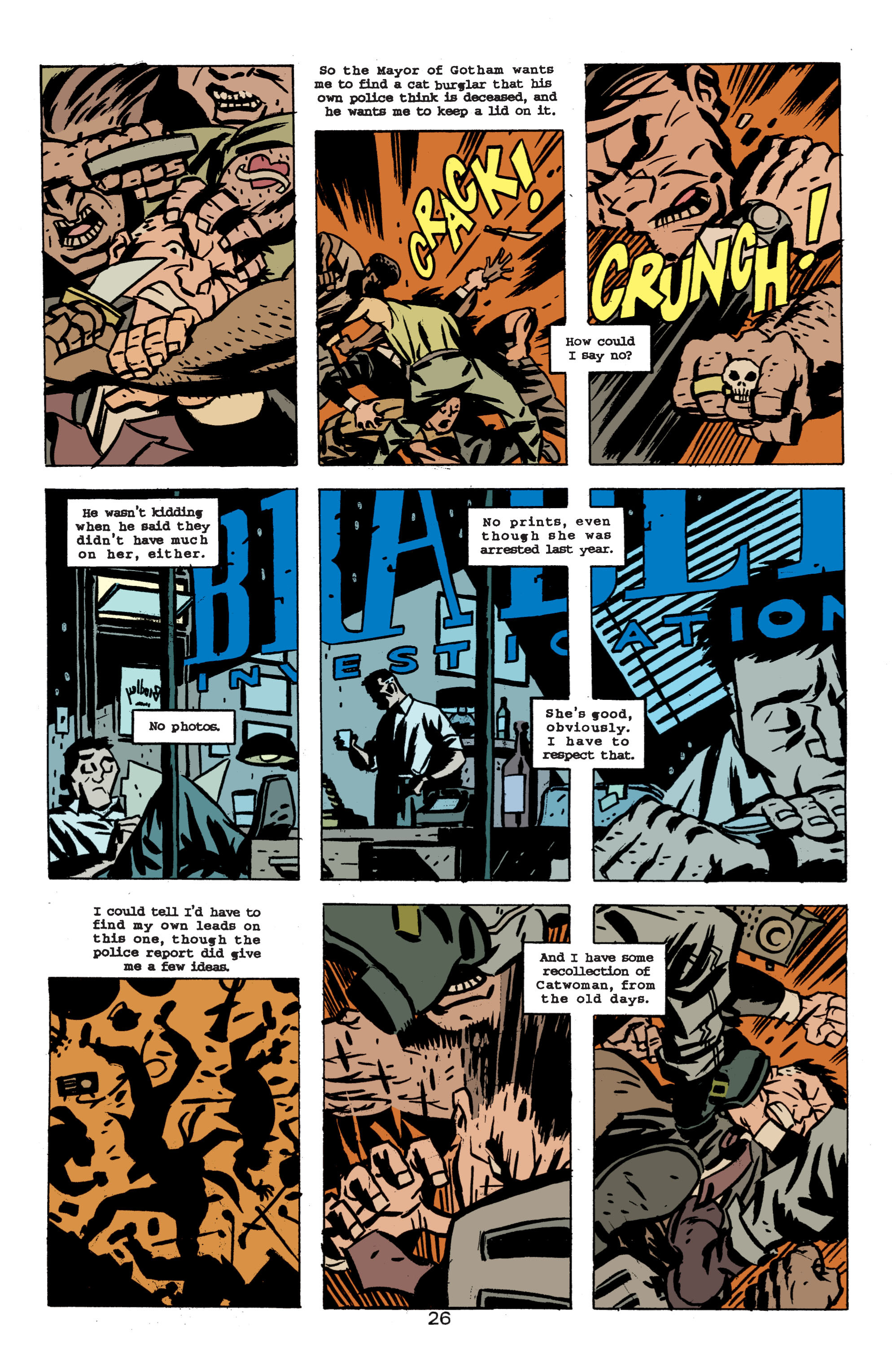 Detective Comics (1937) 759 Page 26