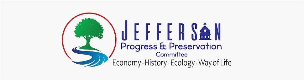 Jefferson Progress & Preservation Committee