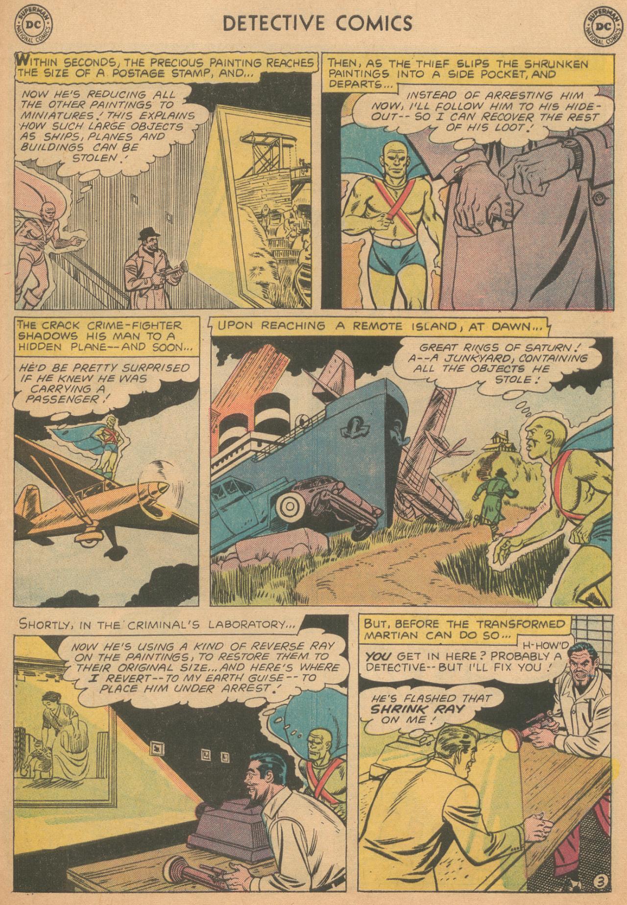 Read online Detective Comics (1937) comic -  Issue #261 - 29