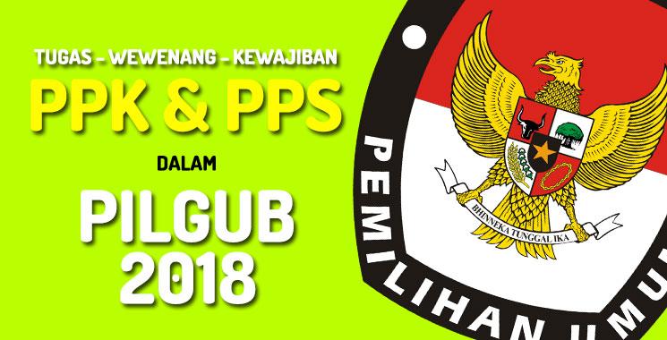 Tugas, Wewenang, Kewajiban PPK dan PPS Dalam Pilgub Tahun 2018