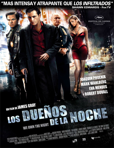 Ver Los dueños de la noche (We Own The Night) (2007) Online