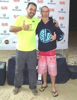 Quinto colocado no HakaExpedition –100km , o atleta da Ilha Taicoh Richard fala sobre os desafios da competição e o potencial da Ilha para os esportes de aventura