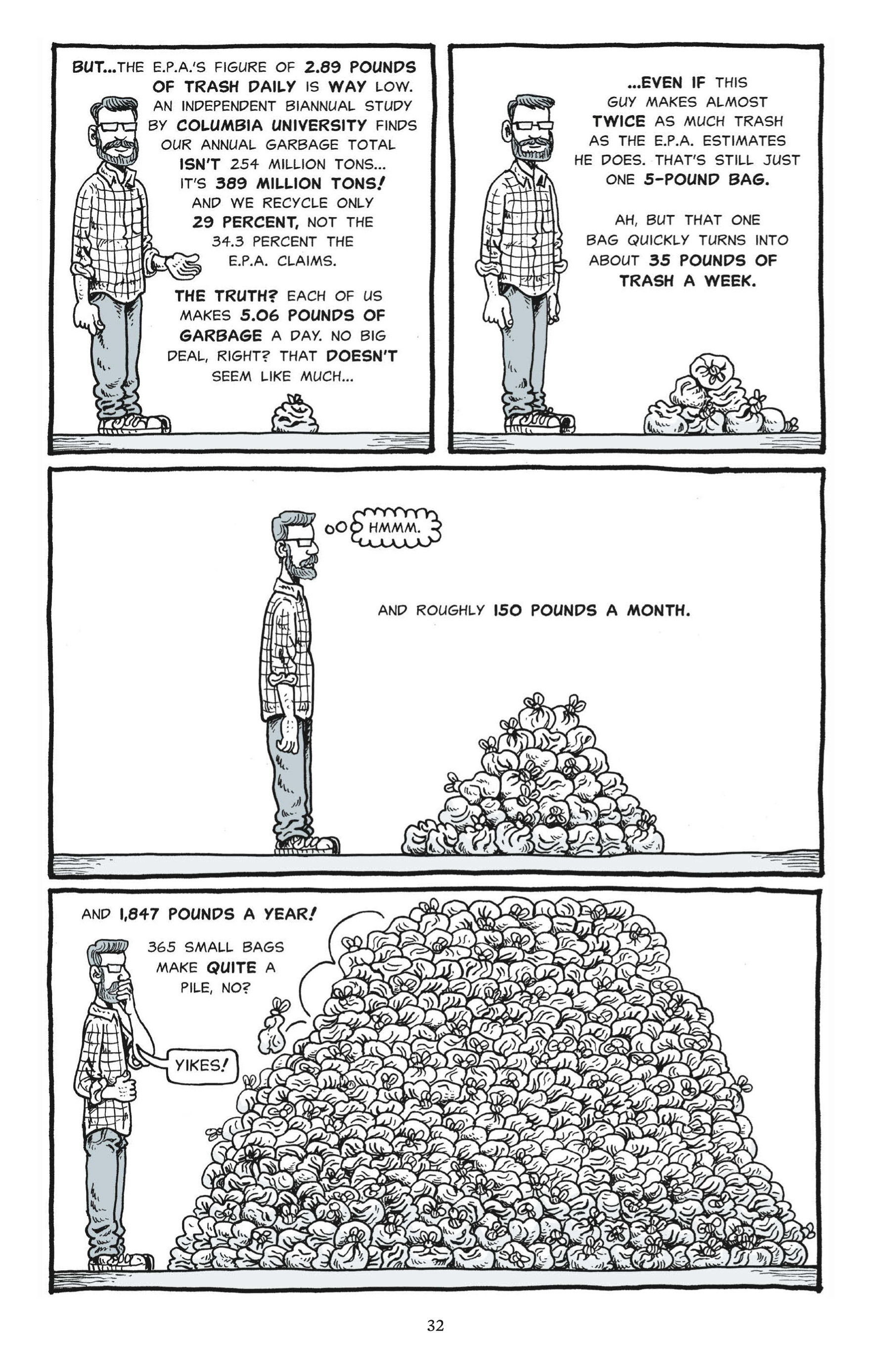 Read online Trashed comic -  Issue # Full - 33