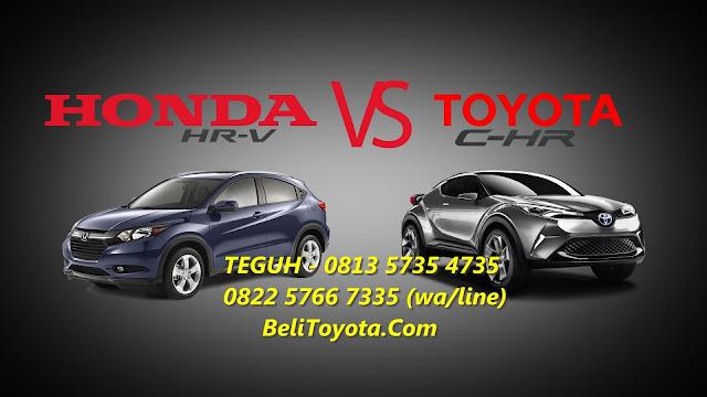 Harga, Promo, Diskon, Spesifikasi, Ilustrasi Kredit Toyota CH-R Baru Surabaya